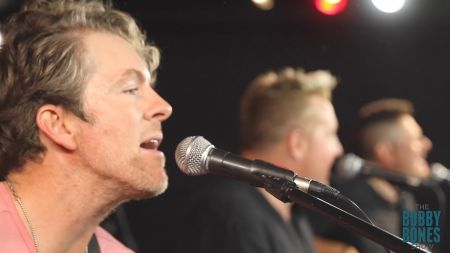 Rascal Flatts lift spirits by covering Shenandoah's 'Church on Cumberland Road' for Bobby Bones' Joy Week Campaign