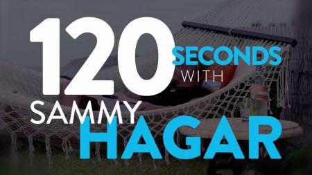 Sammy Hagar discusses receiving Humanitarian Award at Loudwire Music Awards