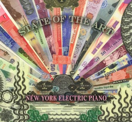 New York Electric Piano 'State of the Art' cover graphic