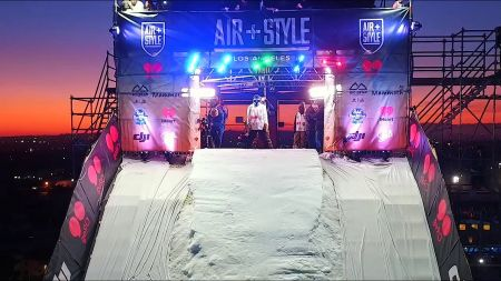 Air + Style Los Angeles 2018 lineup released