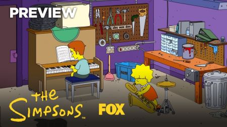 Watch Ed Sheeran make his first appearance on 'The Simpsons' in new promo clip