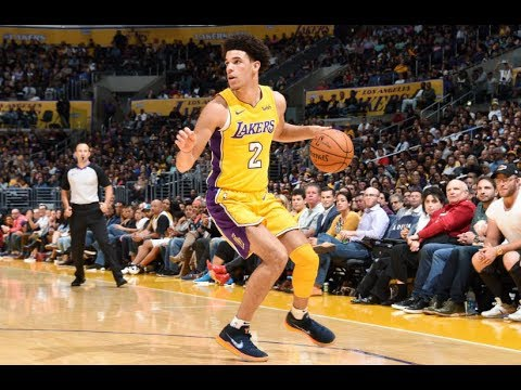 Lonzo Ball Dribbling >> Los Angeles Lakers Hoping For Lonzo Ball S Quick Recovery Axs