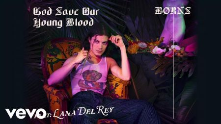Listen: Børns and Lana Del Rey share new duet single, 'God Save Our Young Blood'