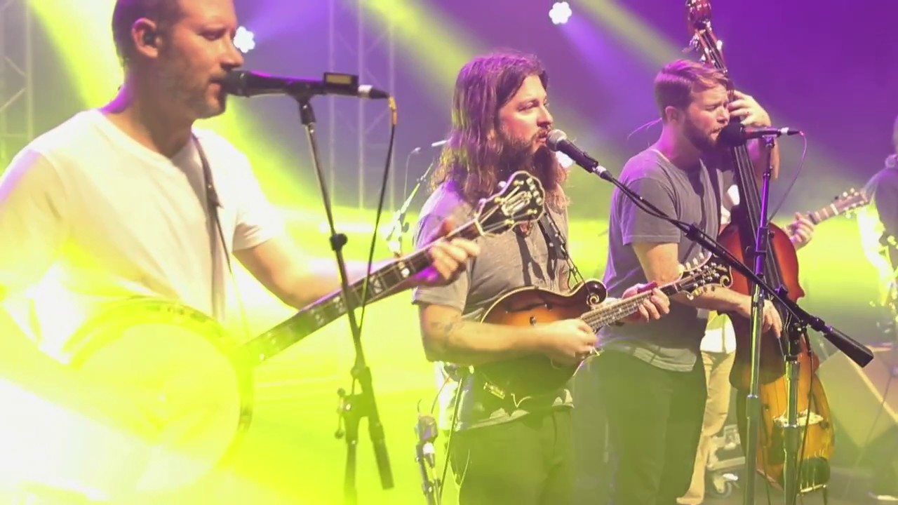Greensky Bluegrass returning to Red Rocks with California Honeydrops and Turkuaz