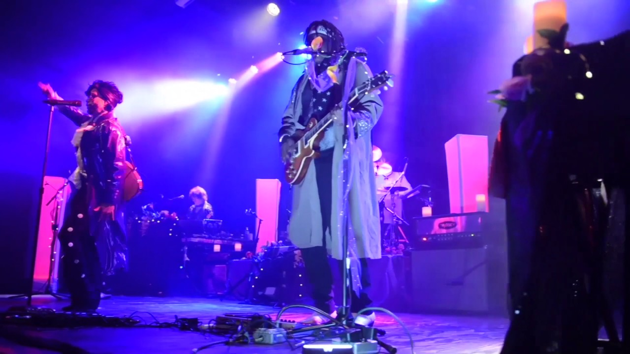 The Purple Xperience bringing the music of Prince to Red Rocks