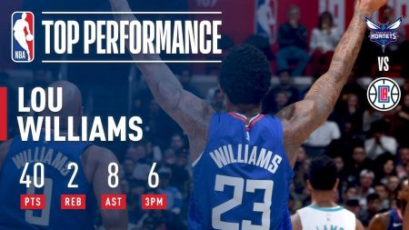 LA Clippers' Lou Williams makes case for Sixth Man Award