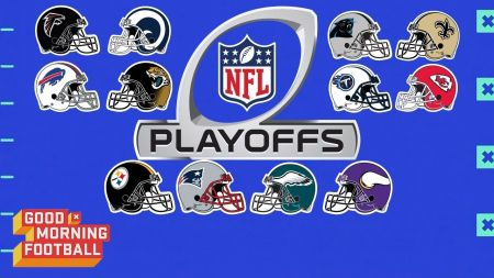 NFC 2017-18 playoff power rankings