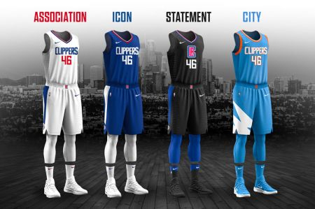 super popular 49666 e86ed LA Clippers offering stylish new 'city' jersey - AXS