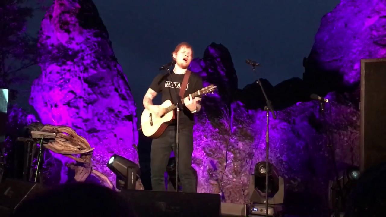 Ed Sheeran dominates 2017 year-end charts in Australia and Canada