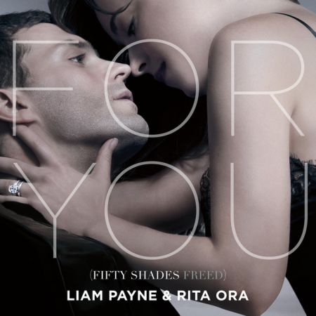 """For You"" single cover"