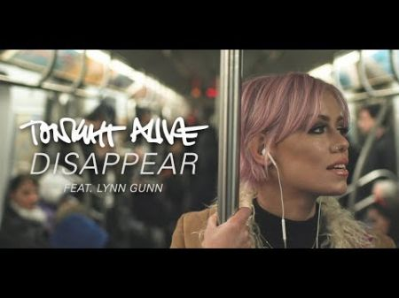 Tonight Alive and Lynn Gunn 'Disappear' on new song