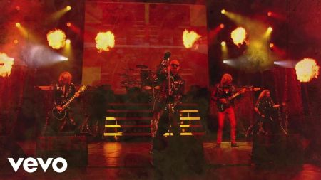 Judas Priest release new video from upcoming album