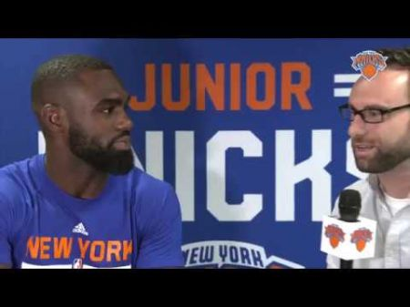 Tim Hardaway Jr. approaching return for New York Knicks