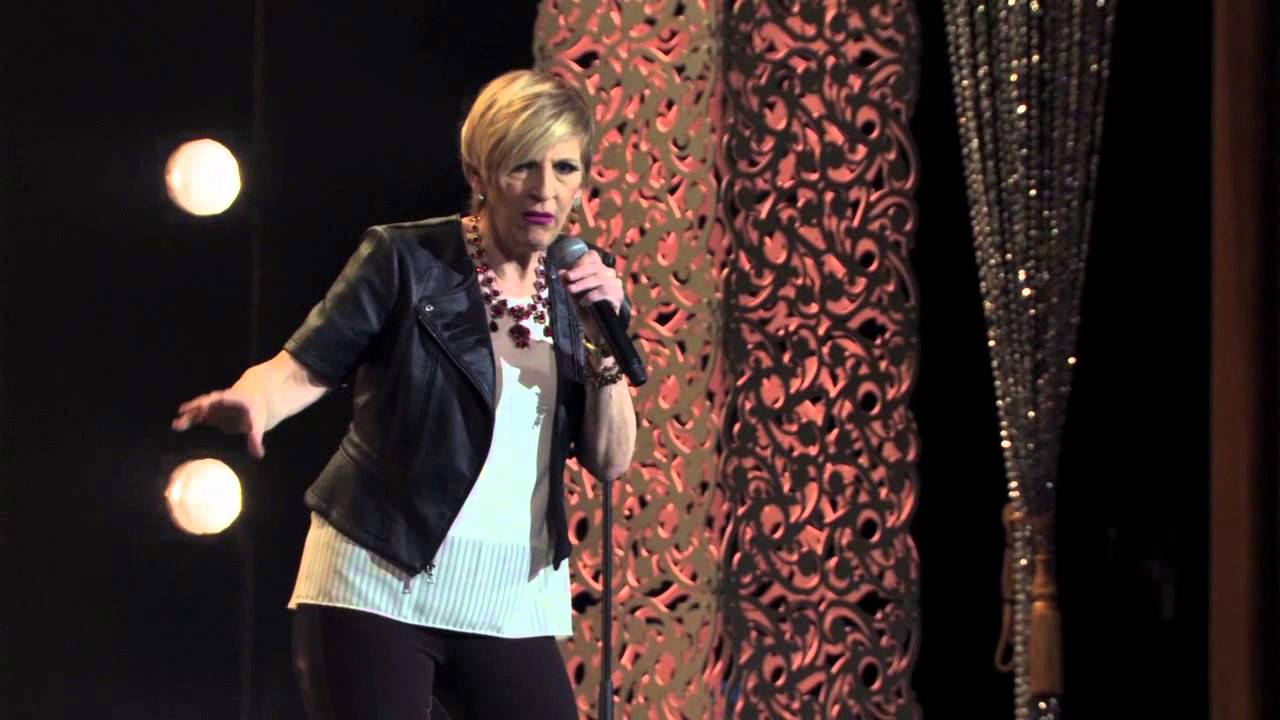 Lisa Lampanelli will bring the laughs to City National Grove in June