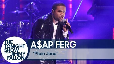 Watch A$AP Ferg's powerful perfromance on 'The Tonight Show' ahead of tour