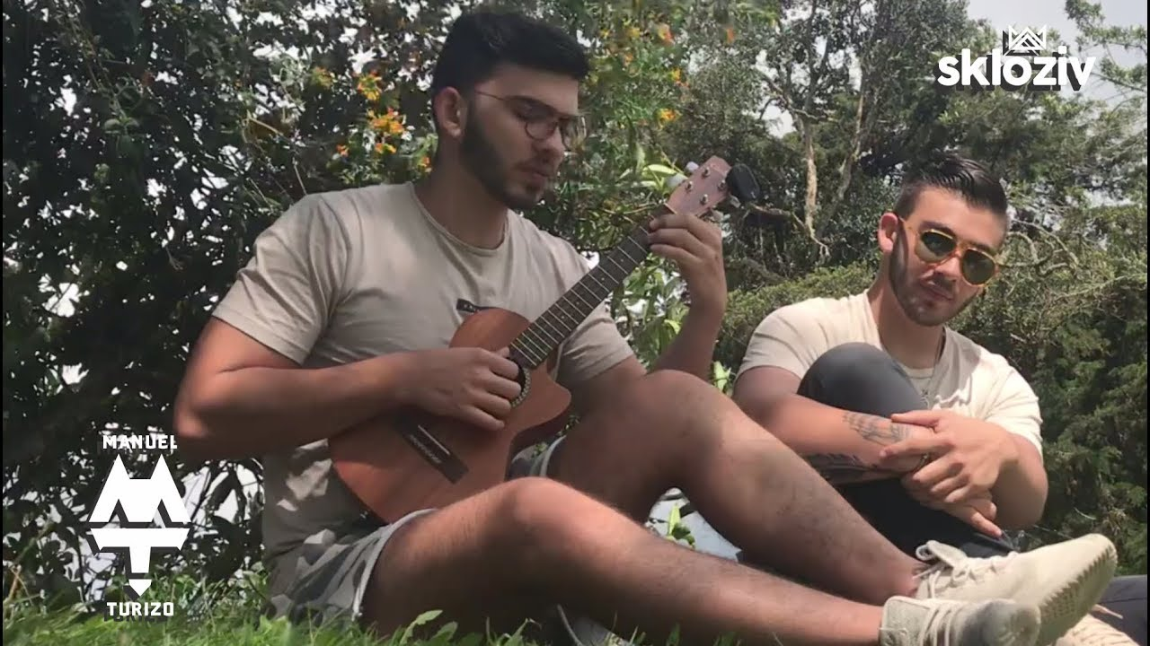 Manuel Turizo releases acoustic video of 'Esperándote' with his brother Julian