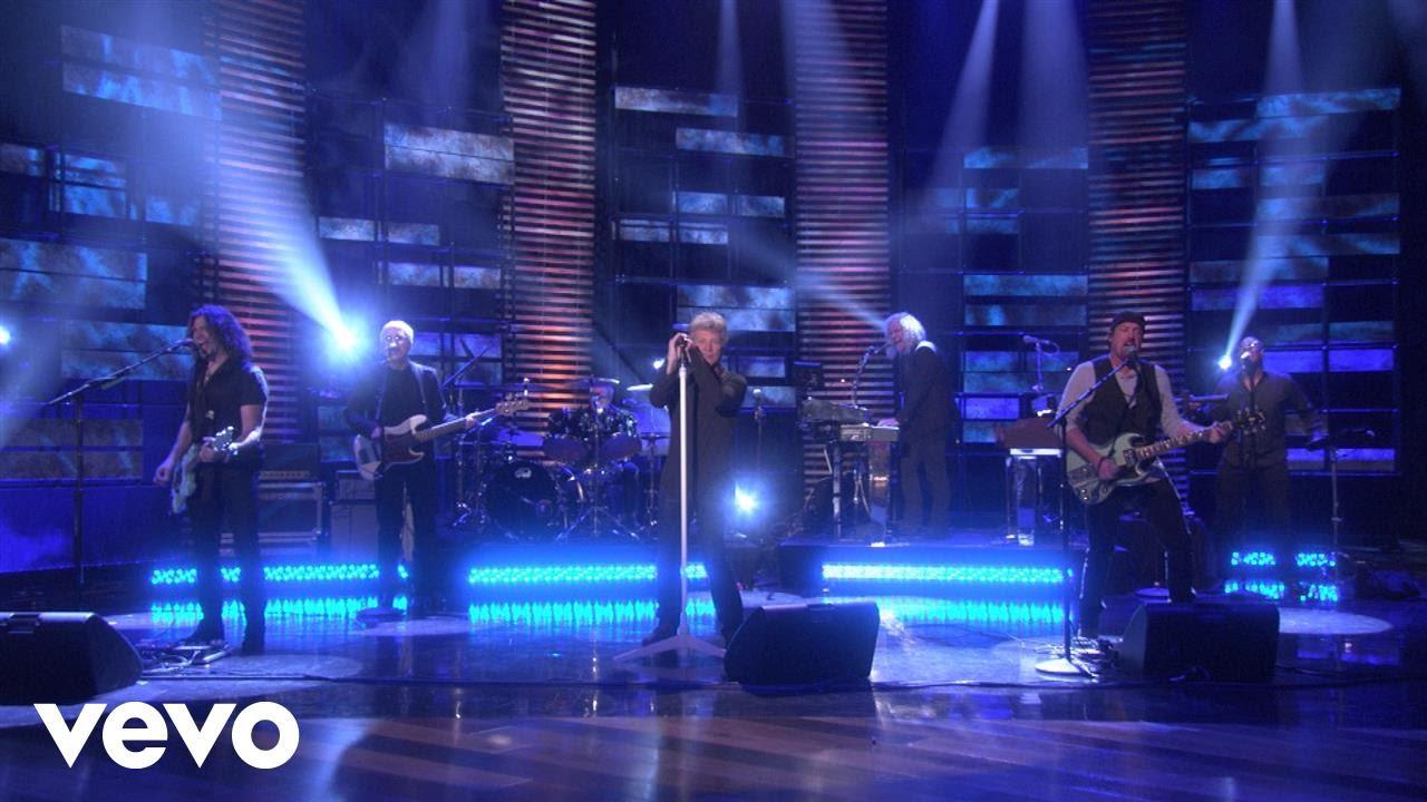 Bon Jovi announces 2018 spring tour of North America, including Las Vegas' T-Mobile Arena
