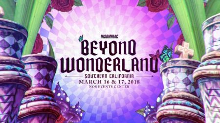 Insomniac's Beyond Wonderland 2018 brings Alice back for more fun this March
