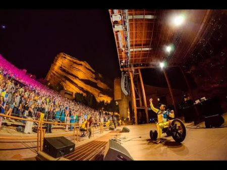 Beats Antique and The Polish Ambassador announce co-headlining Red Rocks show