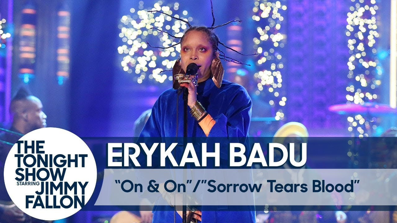 Erykah Badu coming to the Shrine Expo Hall on Feb. 13 with Thundercat