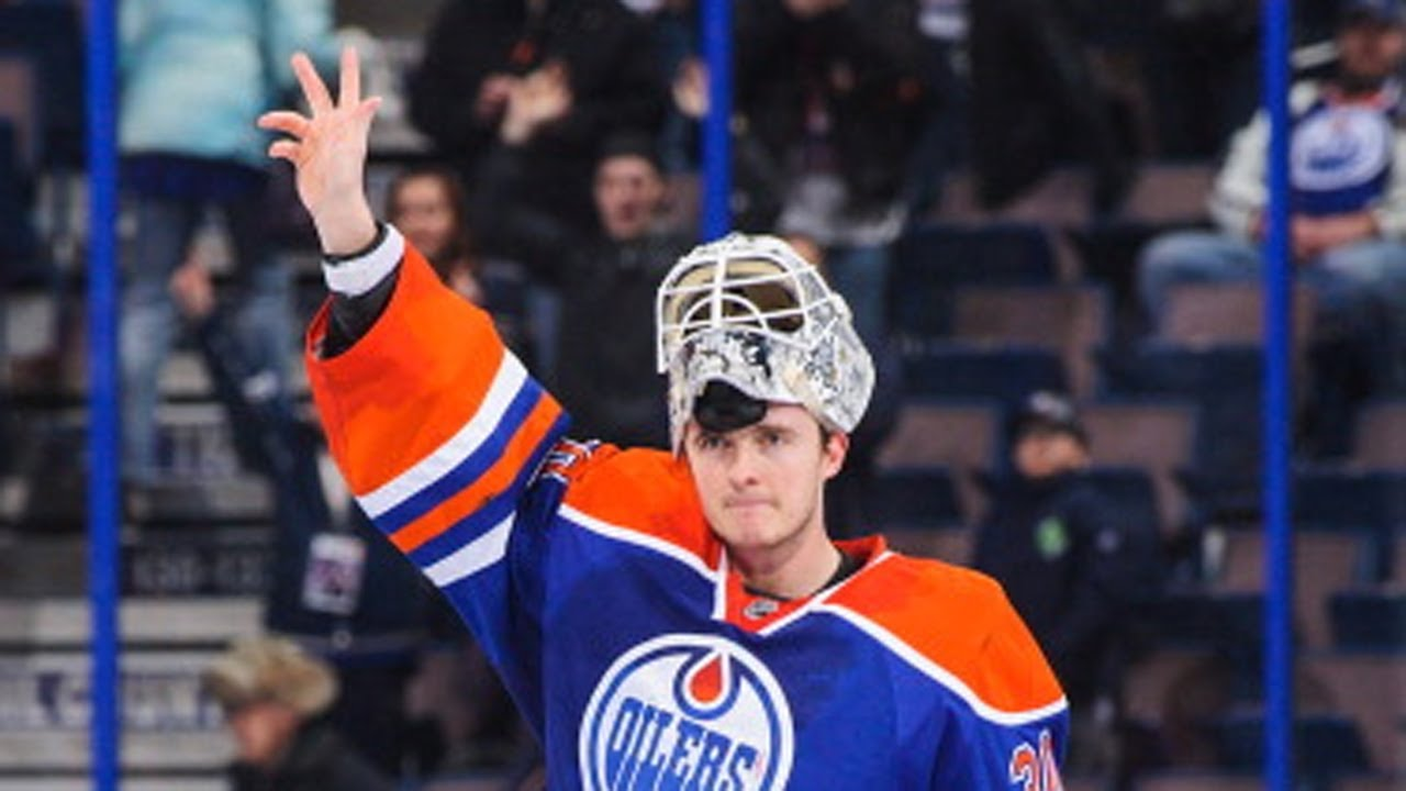 Scrivens and Vey to represent Canada in men's hockey at 2018 Winter Olympics