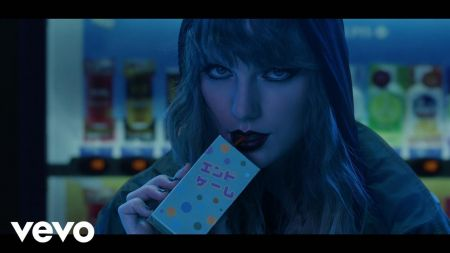 Taylor Swift tours the world with Ed Sheeran and Future in 'End Game' music video