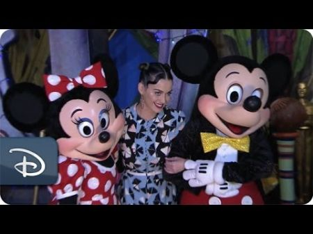 Katy Perry to present Disney icon Minnie Mouse with star on Hollywood Walk of Fame