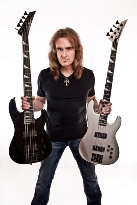 <p>Interview: Dave Ellefson of Megadeth and the importance of saying 'yes'</p>