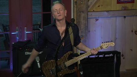 Interview: Def Leppard guitarist Phil Collen talks about Delta Deep blues album and G3 tour with Joe Satriani