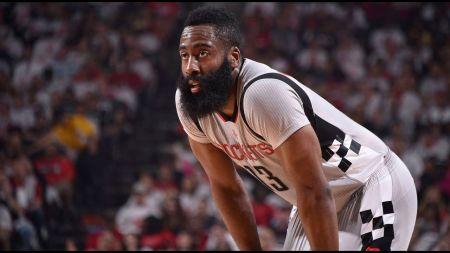 Houston Rockets anticipate James Harden's return