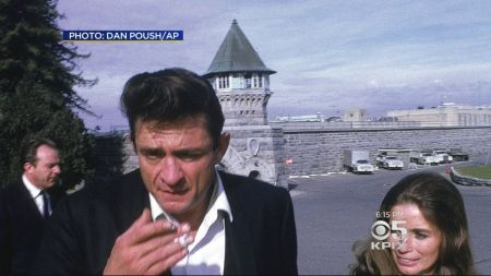 Johnny Cash Folsom Prison film doc in the works