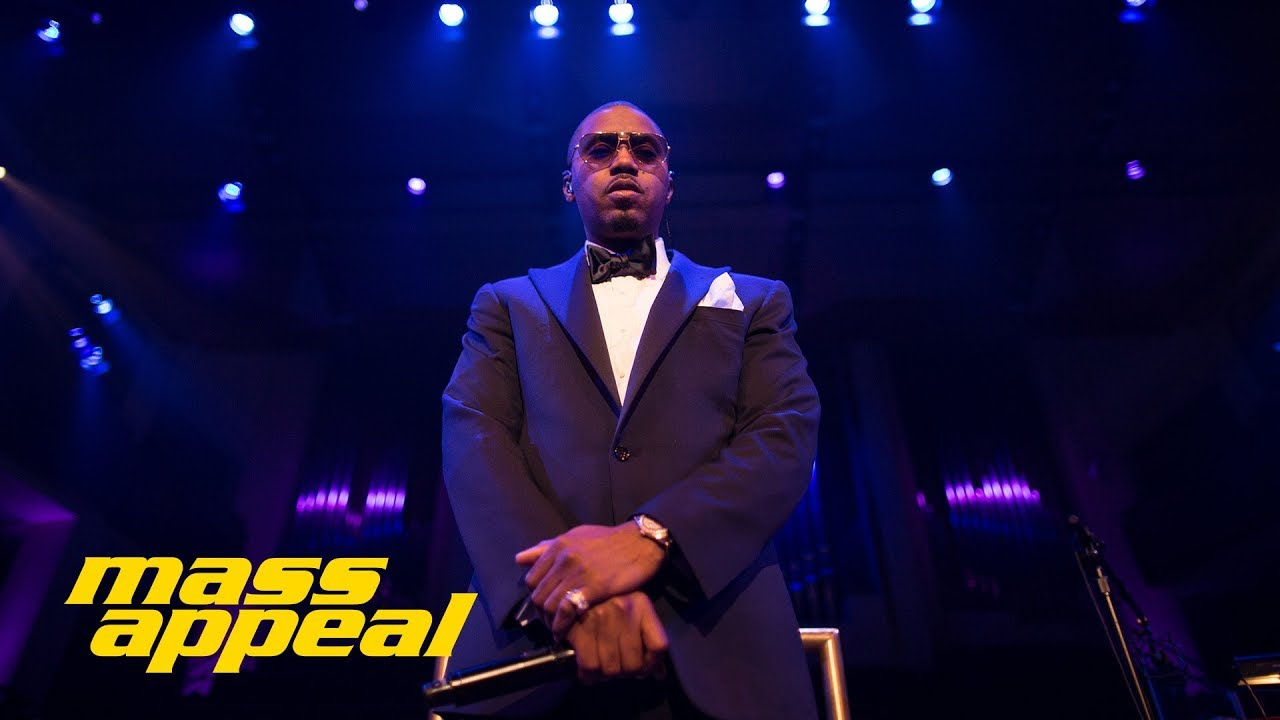 Nas performs with National Symphony Orchestra in new PBS trailer