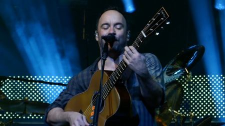 Dave Matthews Band announces new album, two-night Fiddler's Green run