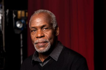 "Jan. 15, 2018: Pasadena, Calif: Actor, producer and humanitarian Danny Glover receives the NAACP ""President's Award"" at the 49th NAACP Image"