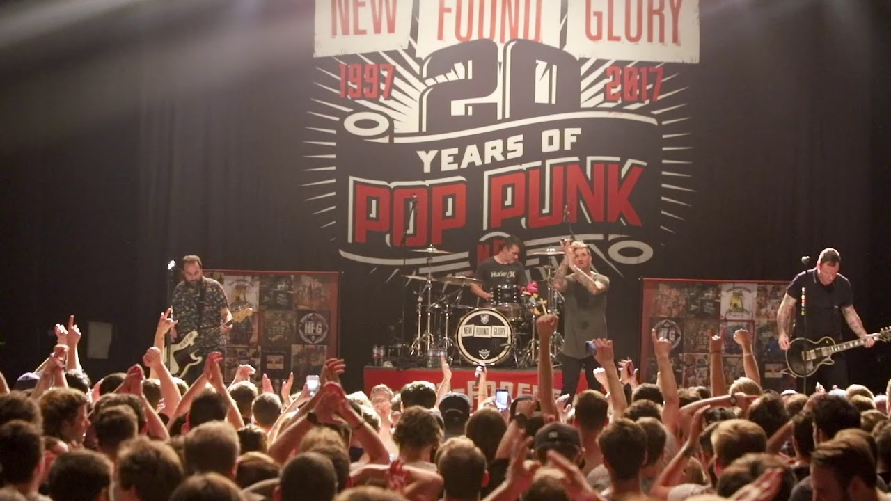 New Found Glory Tour 2020 New Found Glory announce 2018 North American tour   AXS