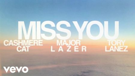 Watch the cloud hopping lyric video for new Cashmere Cat, Major Lazer and Tory Lanez collab 'Miss You'