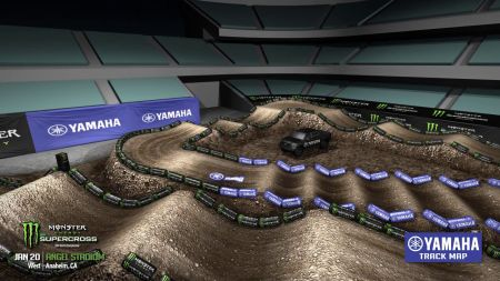 Monster Energy Supercross gears up for second Anaheim event