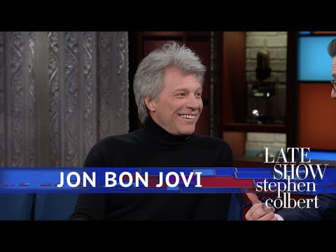 Howard Stern will induct Bon Jovi into the Rock and Roll Hall of Fame 2018