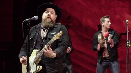 Nathaniel Rateliff & The Night Sweats announce tour in support of new album 'Tearing At The Seams'