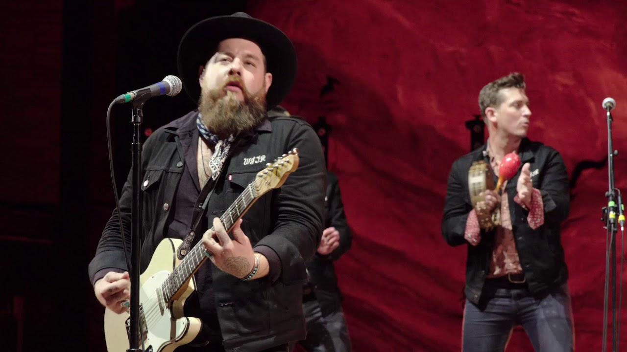 Nathaniel Rateliff & The Night Sweats announce tour in
