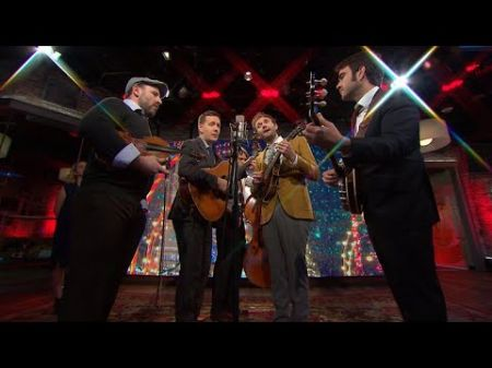 Punch Brothers and Gillian Welch team up for co-headline at Red Rocks