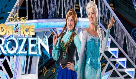<p>Disney On Ice: Frozen</p>