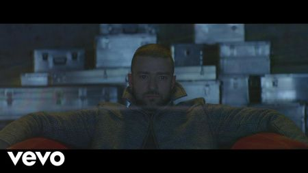 Justin Timberlake navigates a dark future in 'Supplies' music video