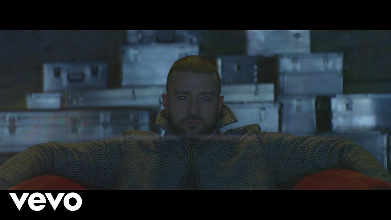 Justin Timberlake navigates a dark future in 'Supplies' music video