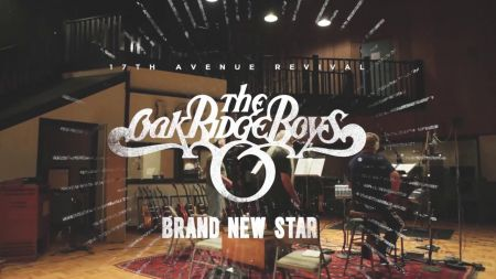 Watch: Oak Ridge Boys release song 'Brand New Star' on 45th anniversary