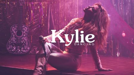 Listen: Kylie Minogue goes 'Dancing' on countrified new single