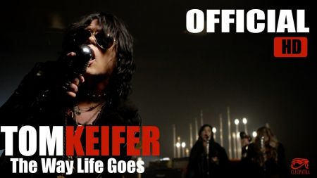 Interview: Tom Keifer finding the silver lining in life