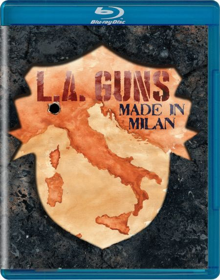 L.A. Guns to release 'Made in Milan' live CD/DVD
