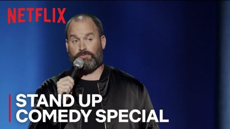 Interview: Tom Segura breaks down life as a comedian and talks new Netflix special