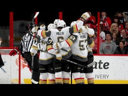 Golden Knights Weekly Wraparound: Vegas atop NHL standings with 66 points